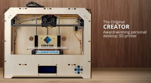 FlashForge The Original Creator 3D Printer