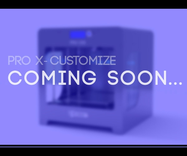 Máy in 3D – 3D Printer – 3DMAKER PRO X-CUSTOMIZE