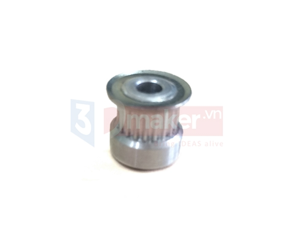 The gear motor pulley GT2 bore 8mm 20 teeth